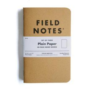 FieldNotes Brand Notebooks